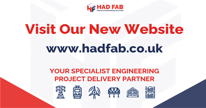 Had Fab are Delighted to Announce the Launch of Our New Website